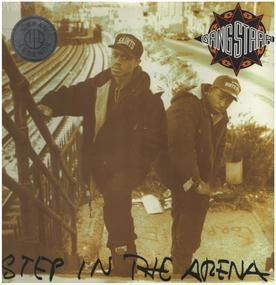 Gang Starr - Step In The Arena (ltd.2lp)