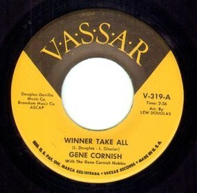 Gene Cornish - Winner Take All