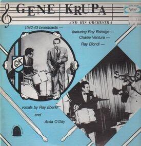 Gene Krupa - 1942-43 Broadcasts
