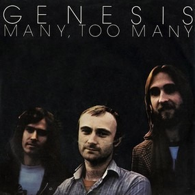 Genesis - Many, Too Many / The Day The Light Went Out / Vancouver