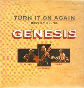 Genesis - Turn It On Again