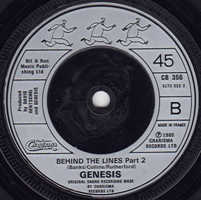 Genesis - Turn It On Again