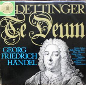 Georg Friedrich Händel - Dettinger Te Deum