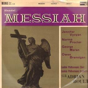 Georg Friedrich Händel - Messiah Record 2
