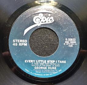 George Duke - Every Little Step I Take / Games