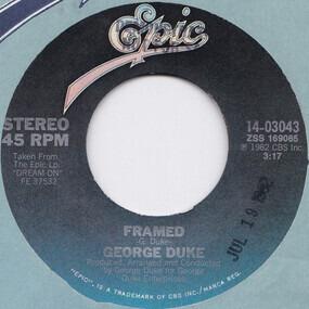 George Duke - Framed / I Will Always Be Your Friend