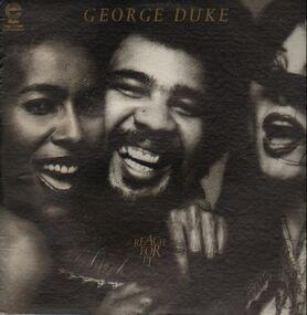 George Duke - Reach for It