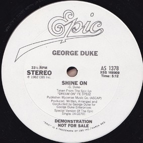 George Duke - Shine On / Positive Energy