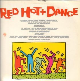 George Michael - Red Hot & Dance