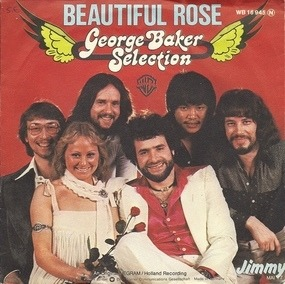 George Baker - Beautiful Rose / Jimmy