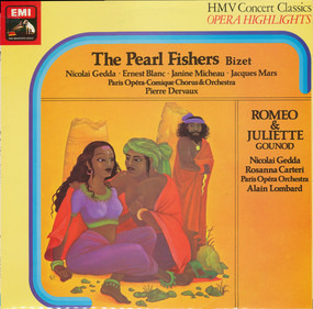 Georges Bizet - The Pearl Fishers / Roméo & Juliette