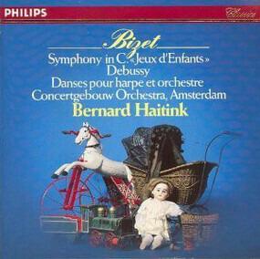 """Georges Bizet - Symphony In C - """"Jeux D'Enfants"""""""