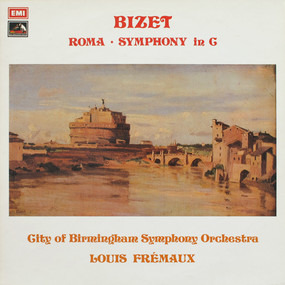 Georges Bizet - Roma / Symphony in C