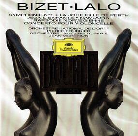 Georges Bizet - Œuvres Orchestrales Et Concerto