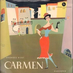 Georges Bizet - Carmen (Kurzoper)