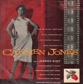 Georges Bizet - Carmen Jones