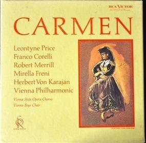 Georges Bizet - Carmen (Karajan)