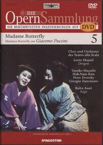 Giacomo Puccini - Madame Butterfly