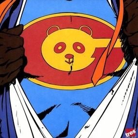 giant panda - Super Fly