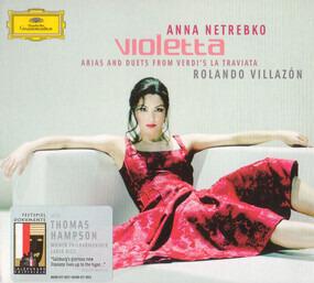 Giuseppe Verdi - Violetta  Arias And Duets From Verdi's La Traviata
