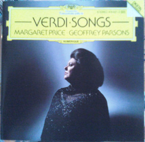 Giuseppe Verdi - Songs
