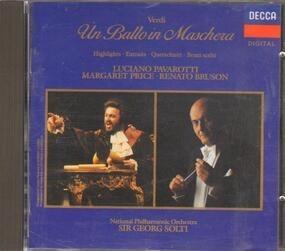 Giuseppe Verdi - Un Ballo In Maschera (Highlights)