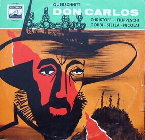 Giuseppe Verdi - Don Carlos (Querschnit)