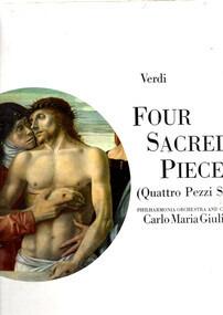 Giuseppe Verdi - Four Sacred Pieces (Quattro Pezzi Sacri)