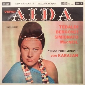 Giuseppe Verdi - Aida Highlights (Karajan)