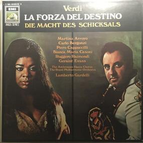 Giuseppe Verdi - La Forza Del Destino = Die Macht Des Schicksals