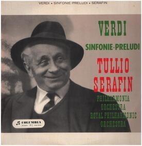 Giuseppe Verdi - Sinfonie - Preludi