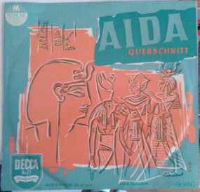 Giuseppe Verdi - Aida - Querschnitt