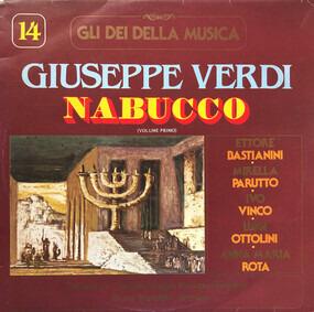 Giuseppe Verdi - Nabucco (Volume Primo)