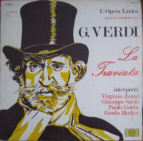 Giuseppe Verdi - La Traviata - Album N°2