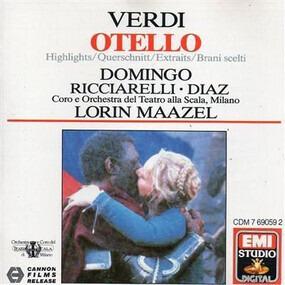 Giuseppe Verdi - Otello - Highlights
