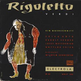Giuseppe Verdi - Rigoletto - Ein Querschnitt