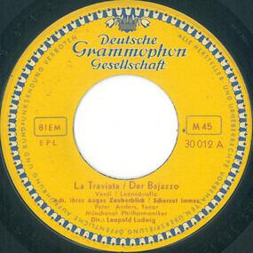 Giuseppe Verdi - La Traviata / Der Bajazzo