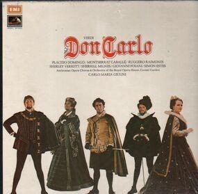Giuseppe Verdi - Don Carlo (Maria Giulini)