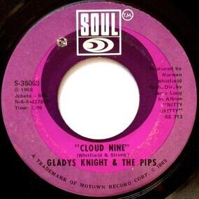 Gladys Knight & the Pips - Friendship Train / Cloud Nine