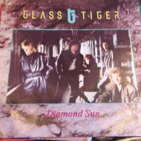 Glass Tiger - Diamond Sun