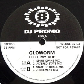 Gloworm - I Lift My Cup
