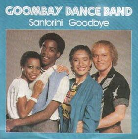 Goombay Dance Band - Santorini Goodbye
