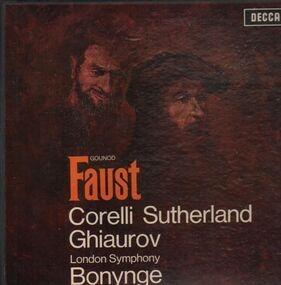 Charles Gounod - Faust (Corelli, Sutherland, Ghiaurov, Bonynge)