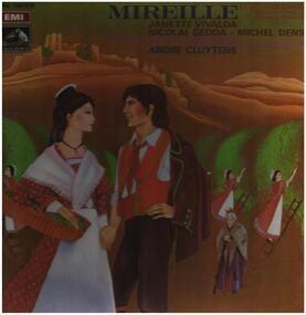Charles Gounod - Mirelle, Andre Cluytens, D'Aix-En-Provence