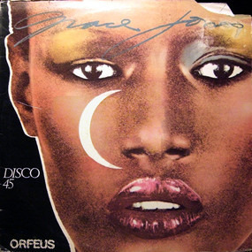 Grace Jones - That's The Trouble / Sorry