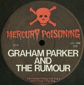 Graham Parker & the Rumour - Mercury Poisoning