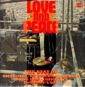 Tomorrow's Gift - Love And Peace