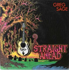 Greg Sage - Straight Ahead