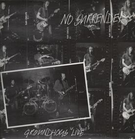 The Groundhogs - No Surrender