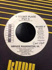 Grover Washington, Jr. - A Secret Place
